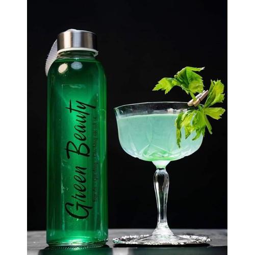 Nước ép cần tây green beauty_giúp thải độc-đẹp da_30 gói tặng 2 gói