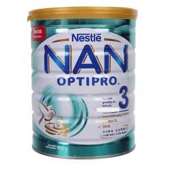 Sữa bột Nan 3 hộp 900g