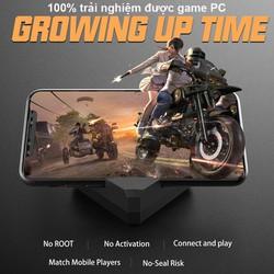 [FREESHIP] Bộ Chuyển Đổi FREEWOLF G5 hỗ trợ chơi game PUBG Mobile cho Android, IOS, iPad như PC