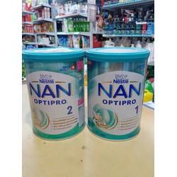 Sữa bột Nan Nga số 1 _ 2_3 hộp 400g