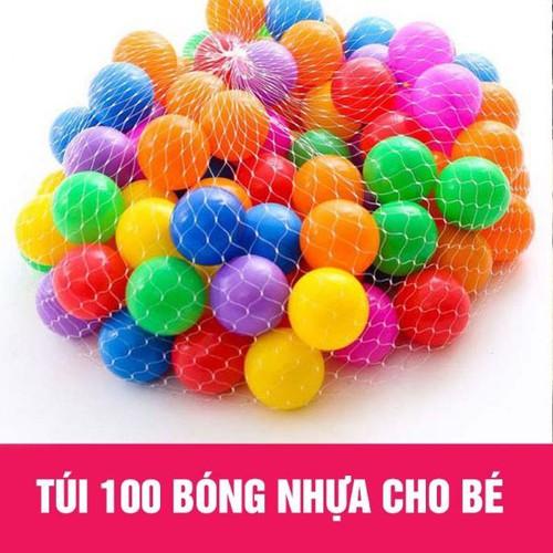 Combo 100 trái bóng nhựa mềm nhiều màu sắc cho bé - 17706285 , 22074486 , 15_22074486 , 120000 , Combo-100-trai-bong-nhua-mem-nhieu-mau-sac-cho-be-15_22074486 , sendo.vn , Combo 100 trái bóng nhựa mềm nhiều màu sắc cho bé