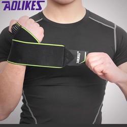 Băng đô quấn cổ tay hỗ trợ chơi thể thao_Băng quấn cổ tay Aolikes