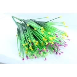 Hoa lụa Cành điểm hạt gạo, sao đêm các loại