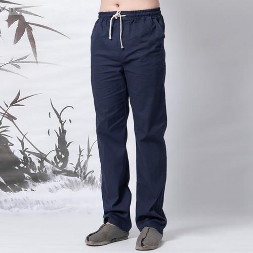 [Hot hot] quần dài đũi nam ống suông