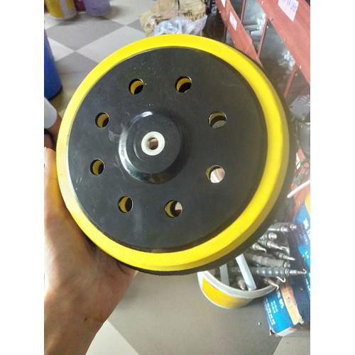 Đế nhựa lắp giáp dính máy chà tường 180mm không đèn