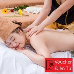 [Evoucher_Quận Phú Nhuận_HCM] Liệu Trình 100 Phút Massage Body - Massage Foot - Ngâm Chân - Đắp Mặt Nạ Tại Paradise Spa