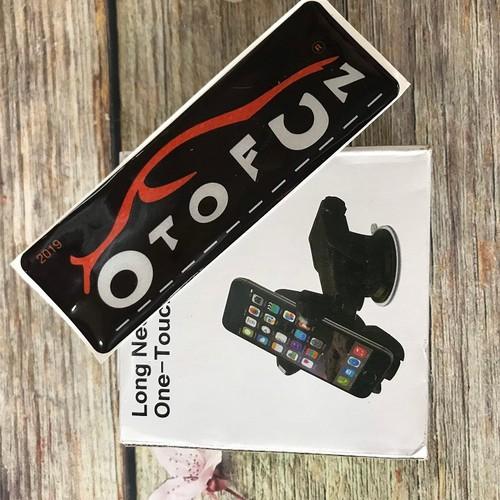 Logo otofun kèm giá đỡ điện thoại - 17712853 , 22082724 , 15_22082724 , 155000 , Logo-otofun-kem-gia-do-dien-thoai-15_22082724 , sendo.vn , Logo otofun kèm giá đỡ điện thoại