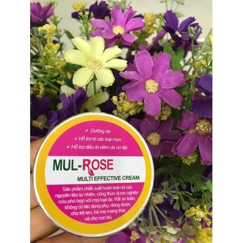 Dược mỹ phẩm đặc trị các vấn đề về da kem mul-rose