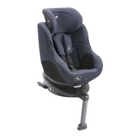 Ghế Ngồi Ô Tô Trẻ Em Joie Spin 360 W-SUMMER SEAT SIG. Granit Bleu - W-SUMMER SEAT SIG. Granit Bleu