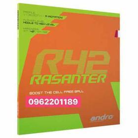 Mặt vợt bóng bàn Andro Rasanter R42 - Rasanter R42