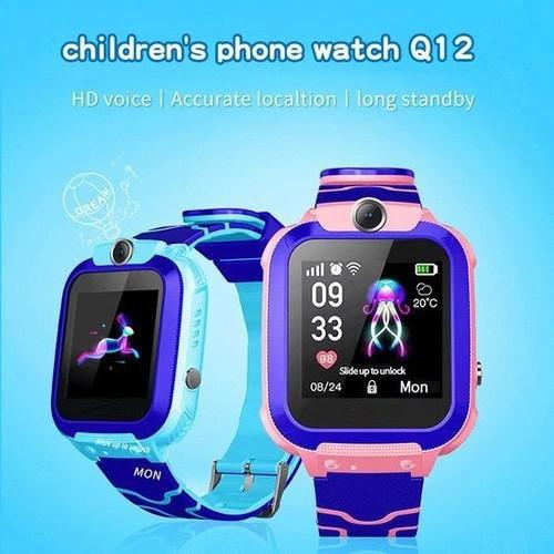 Đồng hồ thông minh gps cho trẻ q12