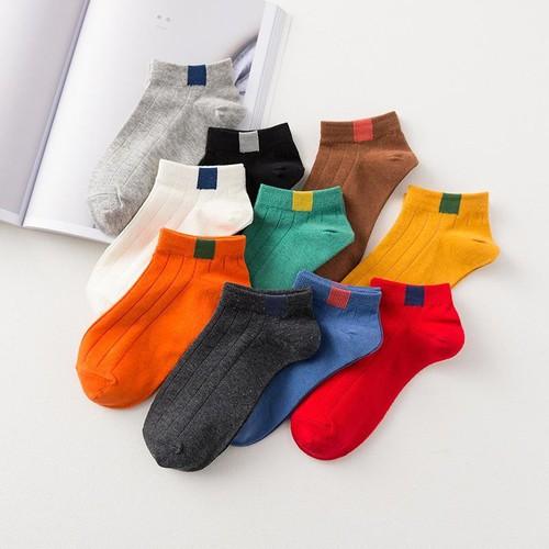 Combo 5 đôi tất muji kháng khuẩn chống hôi chân