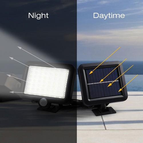 Đèn 56 led năng lượng mặt trời