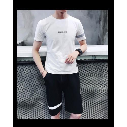 Bộ áo thun thời trang teen - áo thun bộ