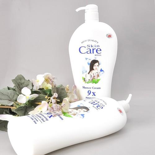 [Siêu sale] sữa tắm cô gái cao cấp thái lan 1200ml