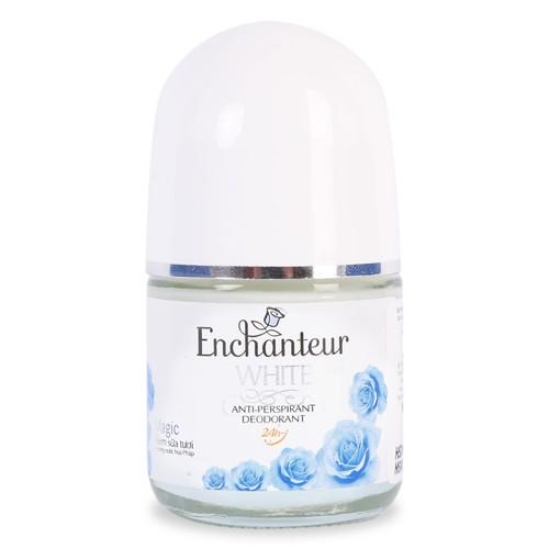 Lăn khử mùi trắng da enchanteur white magic 20ml - 17722783 , 22097016 , 15_22097016 , 54000 , Lan-khu-mui-trang-da-enchanteur-white-magic-20ml-15_22097016 , sendo.vn , Lăn khử mùi trắng da enchanteur white magic 20ml