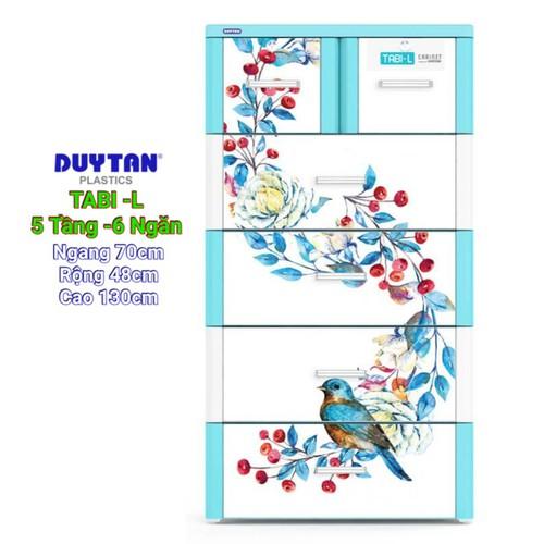 Tủ nhựa duy tân tabi- l 5 tầng- 6 ngăn màu dương chim quyên - 17733502 , 22110866 , 15_22110866 , 1399000 , Tu-nhua-duy-tan-tabi-l-5-tang-6-ngan-mau-duong-chim-quyen-15_22110866 , sendo.vn , Tủ nhựa duy tân tabi- l 5 tầng- 6 ngăn màu dương chim quyên