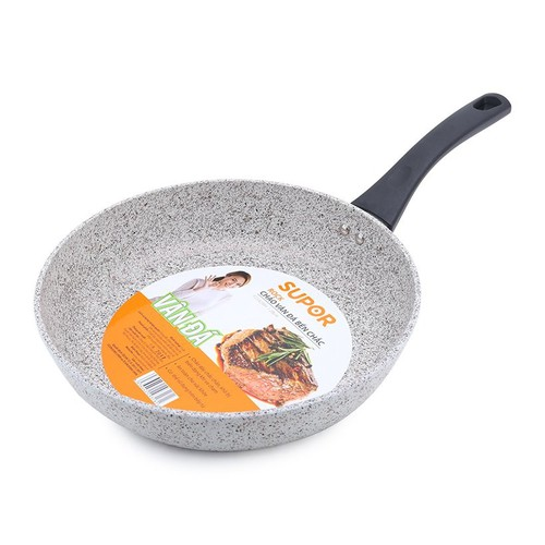 Chảo vân đá chống dính dùng trên bếp từ supor rock f23a24ih - 24cm - 17725099 , 22099870 , 15_22099870 , 299900 , Chao-van-da-chong-dinh-dung-tren-bep-tu-supor-rock-f23a24ih-24cm-15_22099870 , sendo.vn , Chảo vân đá chống dính dùng trên bếp từ supor rock f23a24ih - 24cm