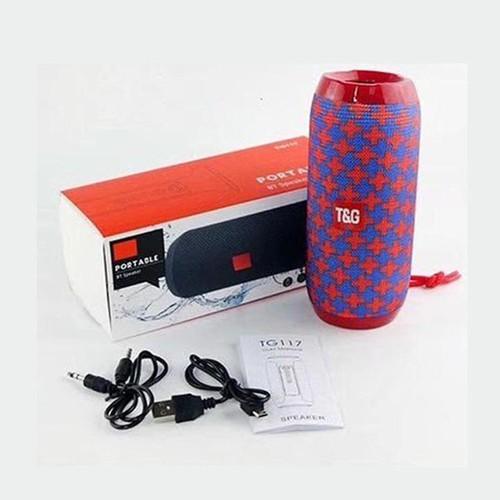 Loa bluetooth chống nước loa di động cột không dây hỗ trợ thẻ tf usb phát