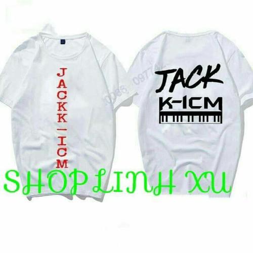 Áo thun k-icm jack in theo yêu cầu