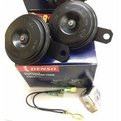 Còi ô tô xe máy - Còi đĩa Denso giá 1 cặp