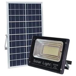 Đèn Chiếu Sáng Năng Lượng Mặt Trời 200W - JD 8200
