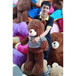 Gấu teddy 1m2 khổ vải