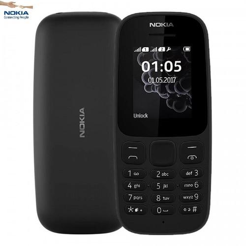 Điện thoại nokia 105 single sim - 2019 - hàng chính hãng