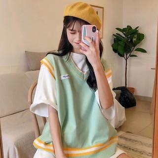 áo len gile phong cách hàn quốc - gll9 thumbnail