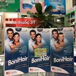Bonihair- trị bạc tóc, ngăn rụng tóc, cho tóc dày và khỏe.