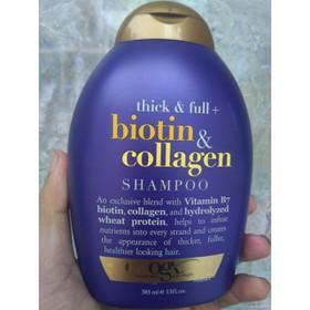 DẦU GỘI BIOTIN COLLAGEN 385ML - dau goi biotin - cvu_collagen