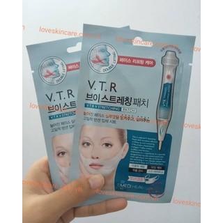 mặt nạ V.T.R Vline làm thon gọn khuôn mặt. nâng cơ. giảm mỡ thừa - 8809261554954 thumbnail