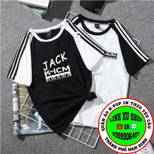 Áo raplang jack & k-icm in theo yêu cầu