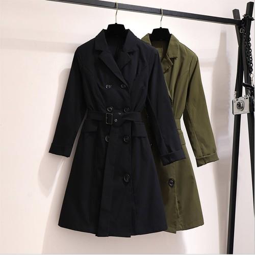 A60476 - áo khoác nữ dài tay hàng nhập