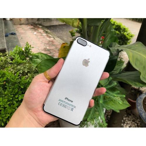 Dán skin cho iphone x-xs màu bạc