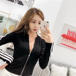 áo khoác lững nữ thời trang