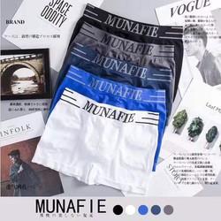 Quần boxer nam Munafie cao cấp