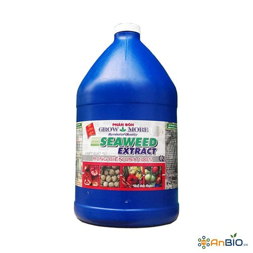 Phân bón lá hữu cơ grow more seaweed extract can 3.8lit - 17745521 , 22126842 , 15_22126842 , 440000 , Phan-bon-la-huu-co-grow-more-seaweed-extract-can-3.8lit-15_22126842 , sendo.vn , Phân bón lá hữu cơ grow more seaweed extract can 3.8lit