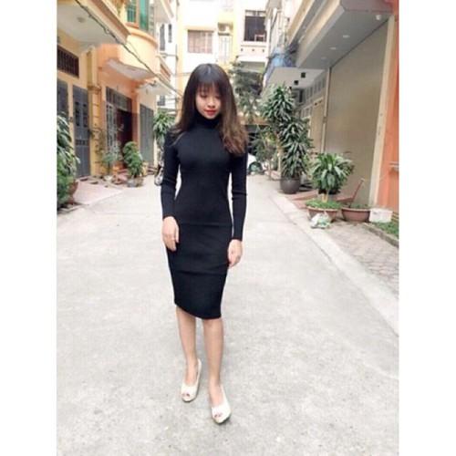 Váy len tăm body cổ lọ bán lẻ bằng giá sỉ - 17741184 , 22121596 , 15_22121596 , 135000 , Vay-len-tam-body-co-lo-ban-le-bang-gia-si-15_22121596 , sendo.vn , Váy len tăm body cổ lọ bán lẻ bằng giá sỉ