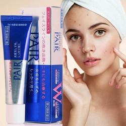 Kem Trị Mụn Kháng Viêm Acne W Cream Pair - Nhật Bản