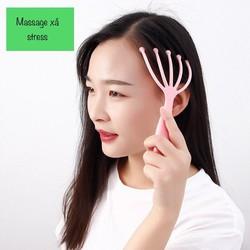 [RẺ QUÁ NÊN MUA 3 TRỞ LÊN] Cây massage đầu xả stress