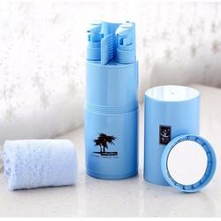 Hộp đựng dụng cụ vệ sinh cá nhân bàn chải, kem đánh răng,sữa tắm dầu gội du lịch-Cao Cấp_VSCN01
