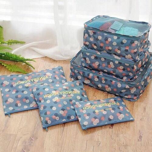 Set 6 túi đựng đồ đi du lịch siêu tiện lợi - 13238481 , 21390364 , 15_21390364 , 99000 , Set-6-tui-dung-do-di-du-lich-sieu-tien-loi-15_21390364 , sendo.vn , Set 6 túi đựng đồ đi du lịch siêu tiện lợi