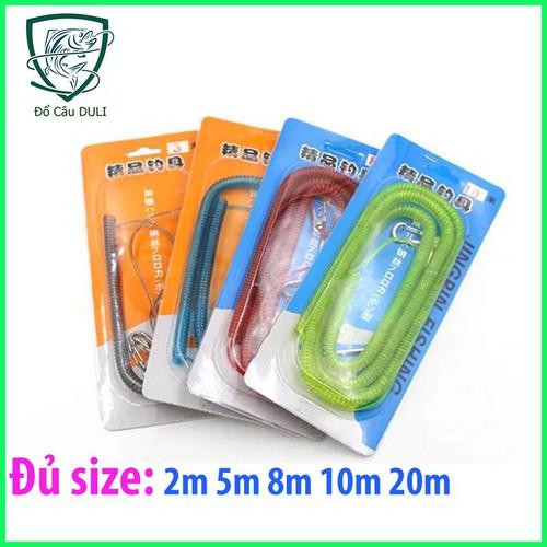 Dây bảo vệ cần câu tay đủ size 2m đến 20m