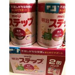Sữa Meijii lon số 9 nội địa Nhật
