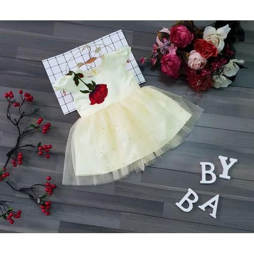 Đầm công chúa cao cấp nhiều mẫu xinh xắn