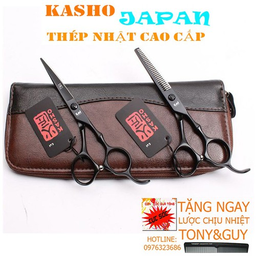Bộ kéo cắt tóc nhật bản kasho vqa9. chuyên nghiệp bộ kéo cắt tóc, kéo tỉa tóc - 13223522 , 21387831 , 15_21387831 , 700000 , Bo-keo-cat-toc-nhat-ban-kasho-vqa9.-chuyen-nghiep-bo-keo-cat-toc-keo-tia-toc-15_21387831 , sendo.vn , Bộ kéo cắt tóc nhật bản kasho vqa9. chuyên nghiệp bộ kéo cắt tóc, kéo tỉa tóc