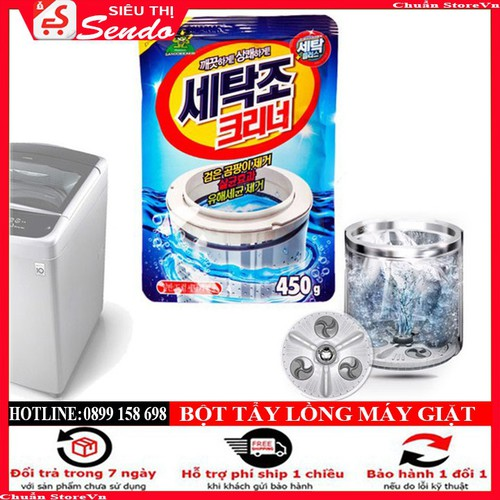 Combo 5 gói bột tẩy lồng máy giặt hàn quốc - 13235074 , 21385669 , 15_21385669 , 250000 , Combo-5-goi-bot-tay-long-may-giat-han-quoc-15_21385669 , sendo.vn , Combo 5 gói bột tẩy lồng máy giặt hàn quốc