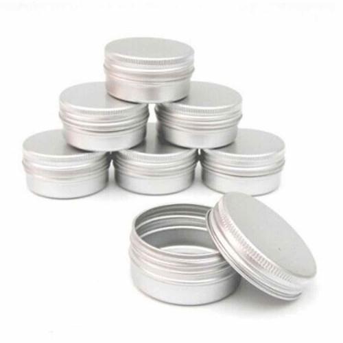 10 hộp đựng đồ trang điểm kem thoa mặt mỹ phẩm phụ liệu sơn móng tay dầu thoa