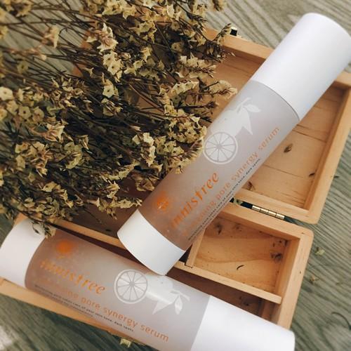 [New 2019] tinh chất dưỡng da innisfree whitening pore synergy serum ex 50ml